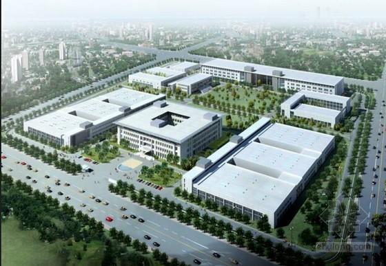 [江苏]3层工业厂房建筑安装工程造价指标分析
