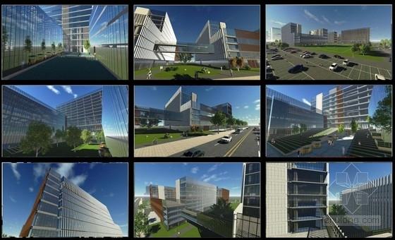 [BIM应用]中国大型民用建筑全专业过程BIM应用成功案例(知名设计院)