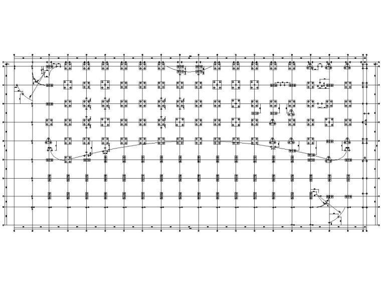 [黑龙江]地上五层框架结构(少量剪力墙)住宅楼结构施工图
