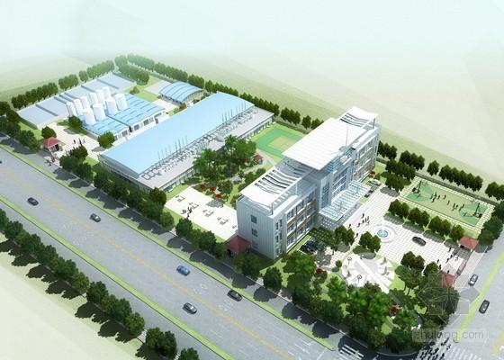 大型化工厂电石炉机电安装电气施工方案