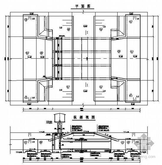 [湖南]库区水利建设项目双电源系统改造工程电气施工图(2014年最新设计)