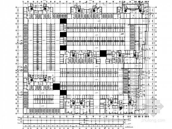 [辽宁]欧式风格高级住宅小区给排水全套图纸