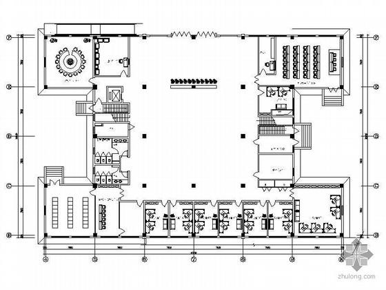超高压输变电分公司装饰工程图