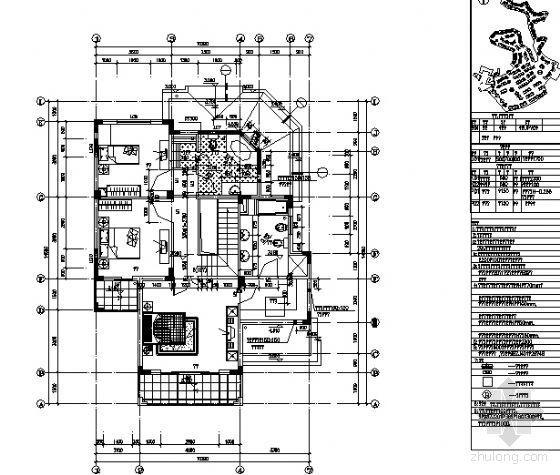 丹堤C区1号楼建筑施工图-2