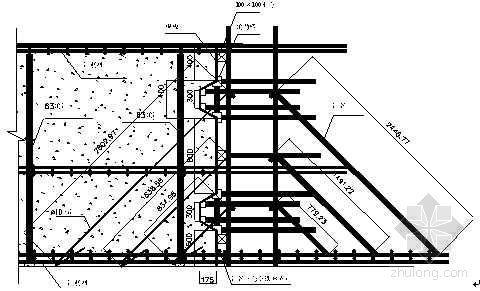 北京某高层建筑模板工程施工方案(主塔楼结构体系为钢和钢筋混凝土的组合结构)