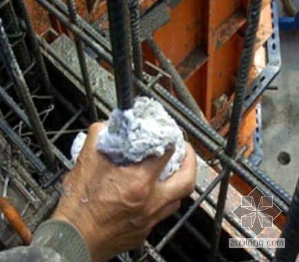 施工现场成品保护措施图例