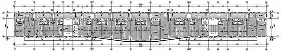 [山西]苹果交易市场采暖通风设计施工图