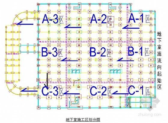 [广东]电视台工程地下室结构施工方案(鲁班奖)