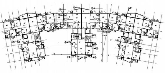 某高层住宅直饮水管道设计图