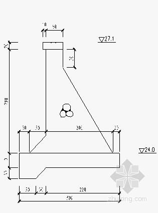 [江苏]小型水闸初步设计报告