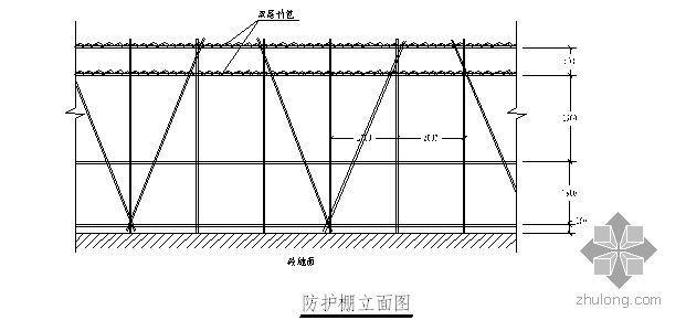 重庆某高层住宅楼施工组织设计(巴渝杯、文明工地)