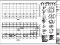 深圳某候机厅钢结构设计图