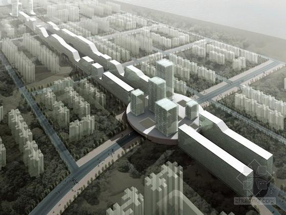 [福建]某城市综合体规划设计方案文本