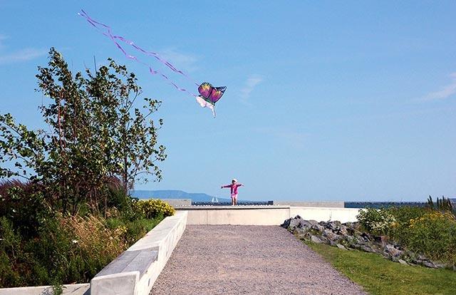 加拿大亚瑟王子码头公园景观设计_13