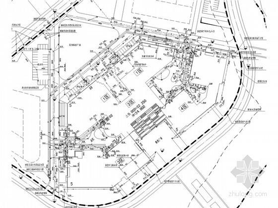 [湖北]办公科研实验综合楼给排水施工图(大院作品)
