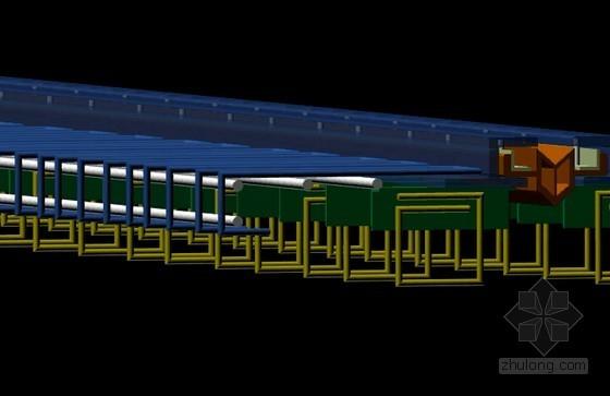 土木工程施工动画255个swf(含道路桥梁 地下工程)
