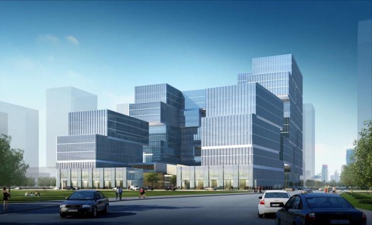 [深圳]商业办公楼及研发中心BIM技术应用情况介绍