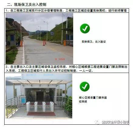 一整套工程现场安全标准图册:我给满分!_5