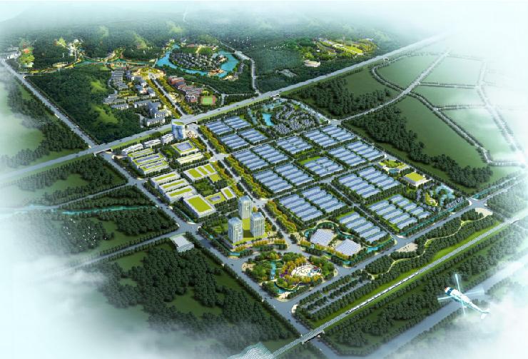 [湖南]九州新农村文化生态产业园概念规划设计文本(PDF+97页)