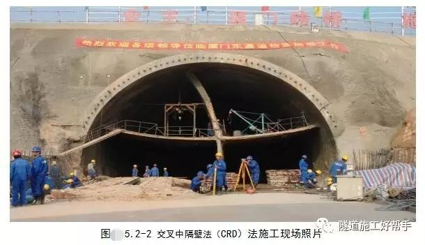 隧道开挖方法及注意事项_10