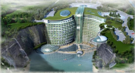 深坑酒店BIM-技术成果