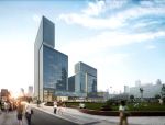 杭州庆春广场商业中心建筑设计方案文本