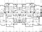 某单身公寓6层强弱电电气图