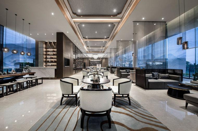广州岭南风格的融御售楼中心-11