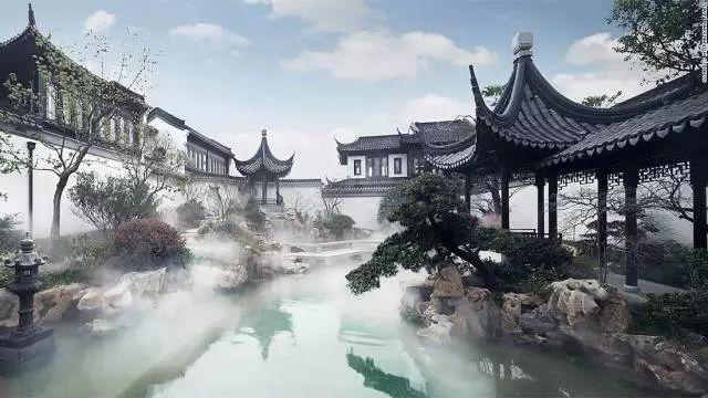 庭院设计:中式与西式PK,你更喜欢哪种风格?