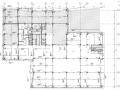 集艾-万科御河硅谷售楼处室内装修全套施工图+效果图