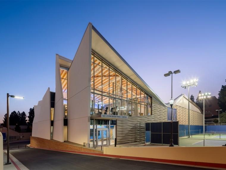 UCLA篮球馆资料下载-7天最热丨建筑周周精选案例(1月7日~13日合辑)