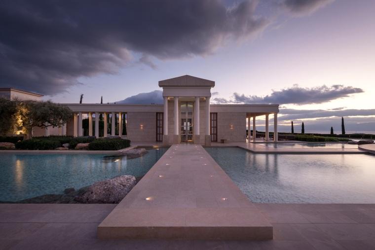 融景天地,寄情山海:阿曼佐豪华酒店和度假别墅
