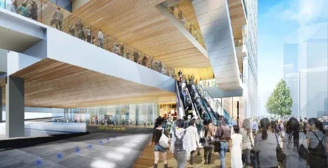 2020东京奥运会最大亮点:涩谷超大级站城一体化开发项目_32