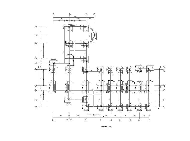 [四层]钢筋混凝土现浇框架结构活动中心科技楼(计算书、建筑、结构图)