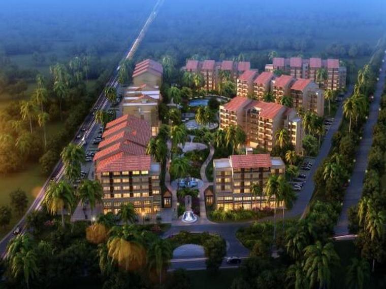海南六层住宅楼BIM实施方案