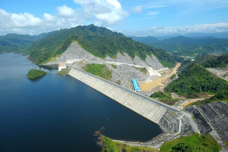 水电站工程蓄水验收金属结构安装监理工作报告(91页)