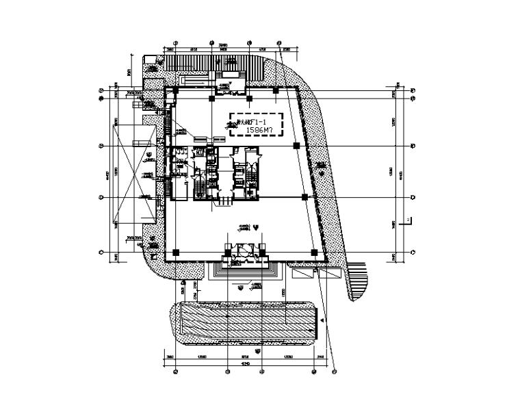 上海泰富大厦暖通空调全套施工图