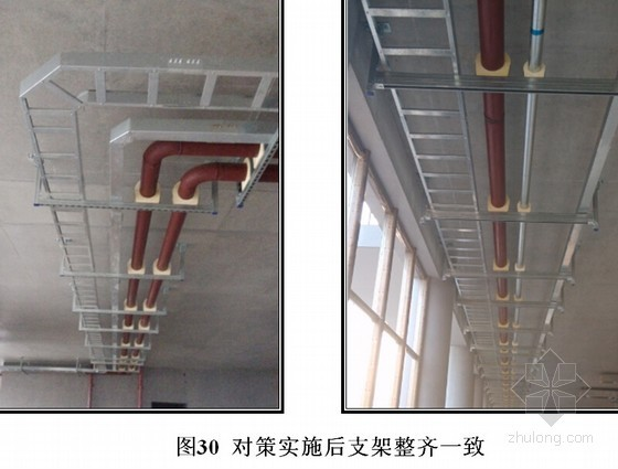 [QC成果]提高C型钢成品支架一次安装合格率汇报