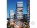 [成都]城市核心区星级酒店设计方案文本(国外知名建筑事务所)