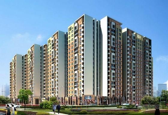 [广西]住宅楼工程施工劳务分包合同(2013年11月)
