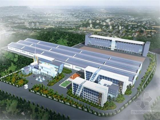 [江西]工业厂房环境监理规划(140页 图片丰富)