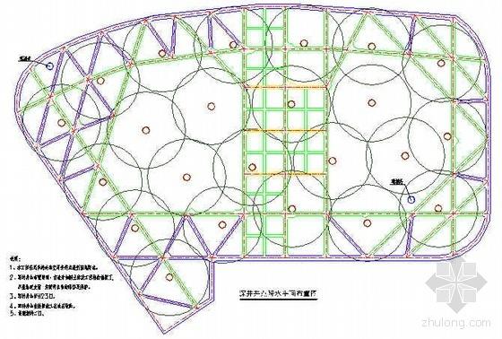 上海某超高层写字楼工程施工组织设计(120米、框架核心筒)