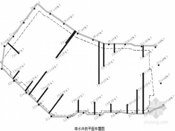 [辽宁]塔楼核心筒基坑井点降水专项施工方案