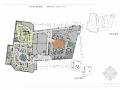 [福建]高档会所室内装修设计方案(含cad平面图)