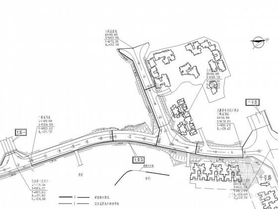 [重庆]市政道路给水工程施工图