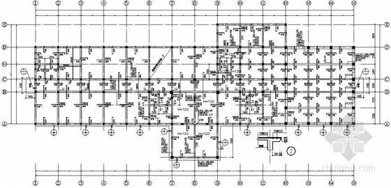 坡屋面砌体住宅结构施工图
