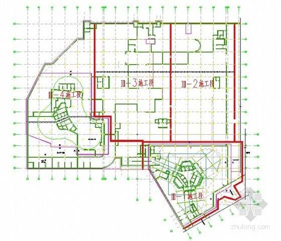 [江苏]高层商业广场施工组织设计(框架结构、核心筒结构)