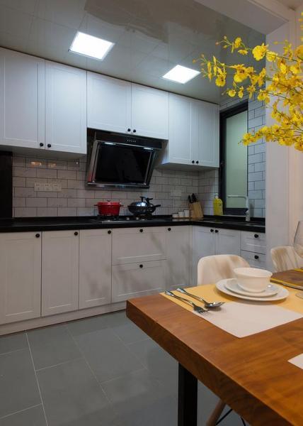 54平米小户型两室一厅现代简约风格老房翻新装修_8
