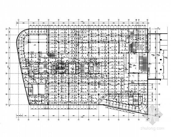 [上海]科技总部大厦全套给排水施工图(含计算书)