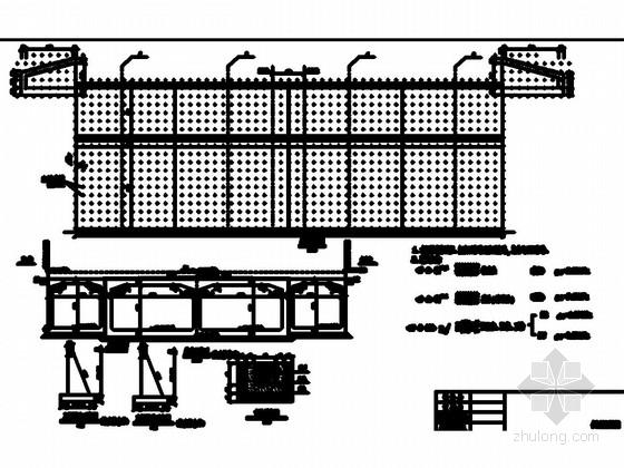 [重庆]高速铁路框架桥设计图